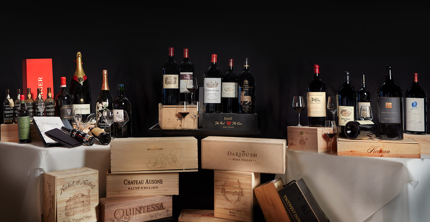 The Cellar collection