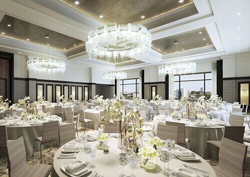 The Grand Ballroom - Houston Texas