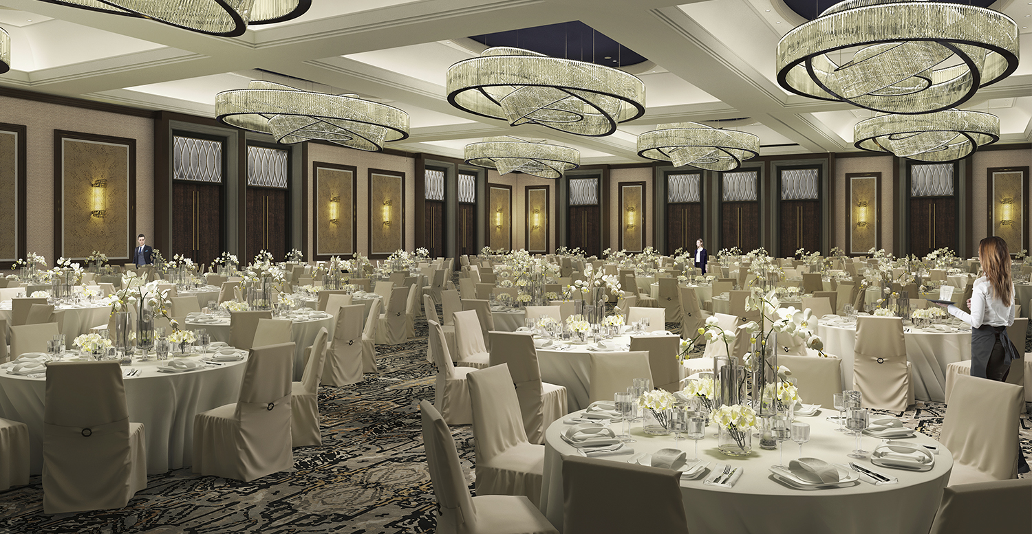 The Grand Ballroom - Houston Galleria