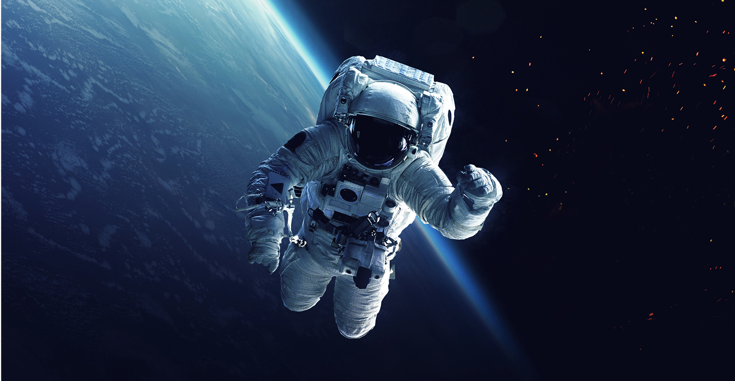 Image Of Astronaut