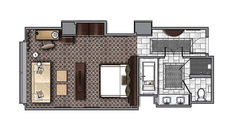 Floor Plans - The Post Oak