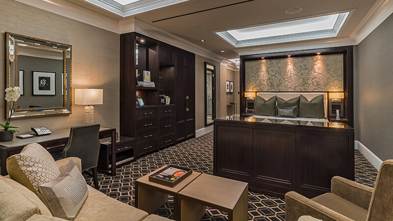 The Post Oak Hotel Luxury Guest Suite