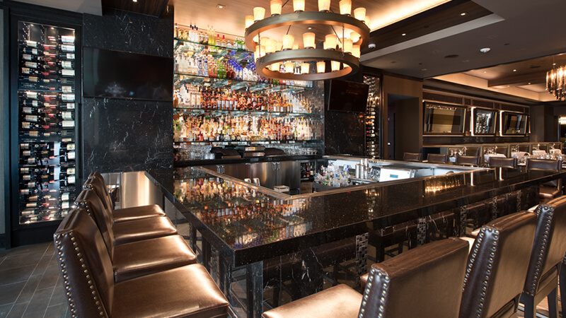 Mastro's Steakhouse - Houston's luxury fine dining.