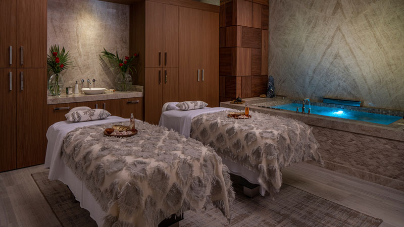 Couple's Treatment Room- Spa
