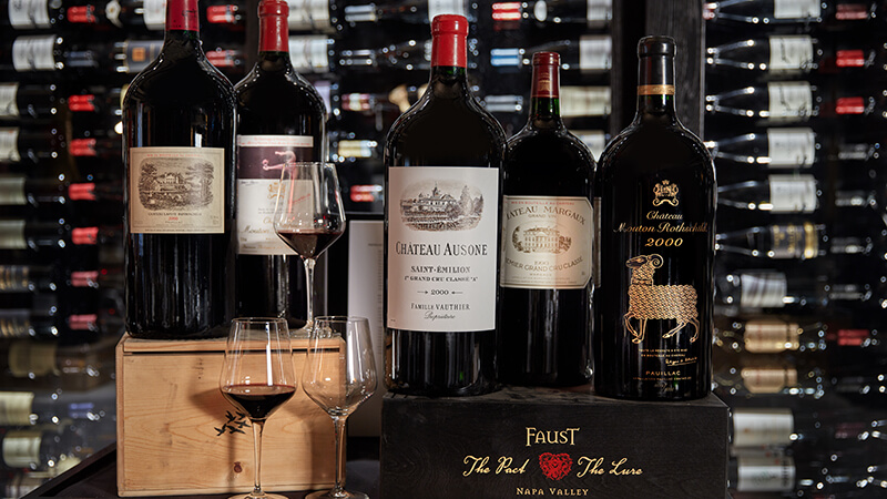 The Cellar - Wine Collection