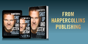 Shut Up & Listen - Tilman J. Fertitta