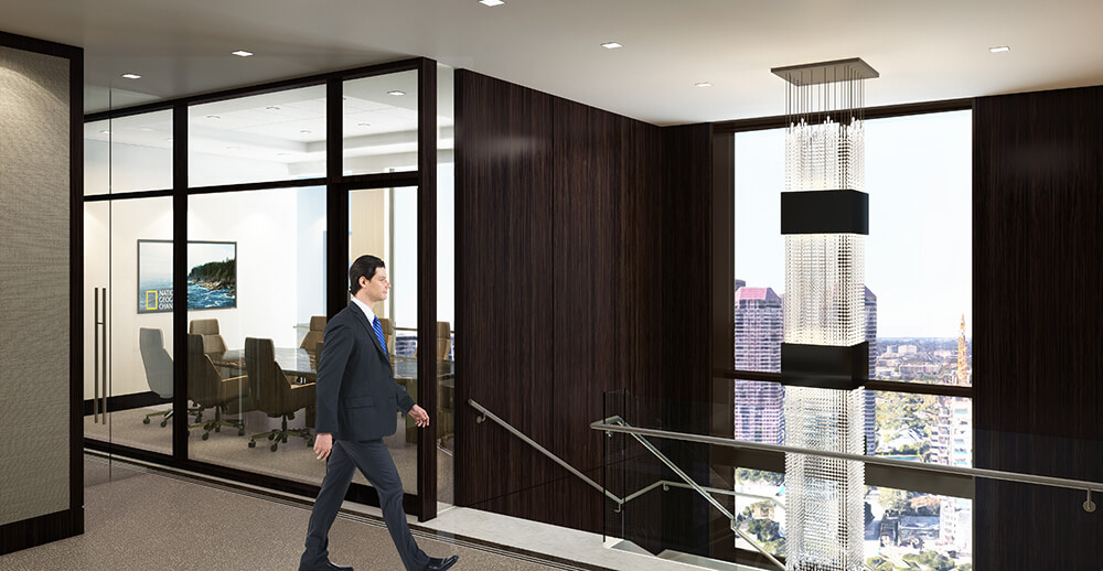 Office space for rent - The Post Oak Hotel