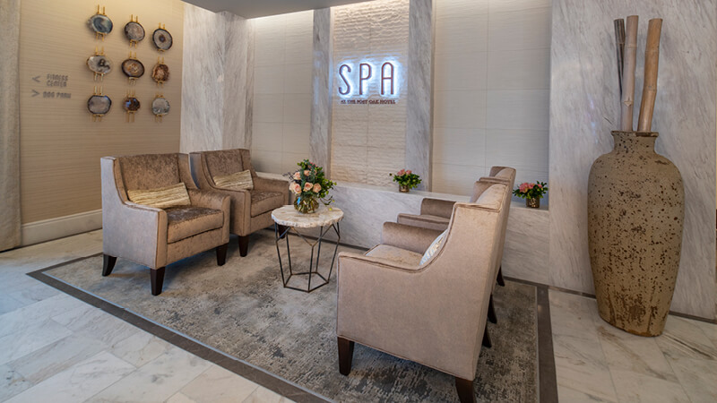 7 Things To Know About Texas' Only Five Star Spa