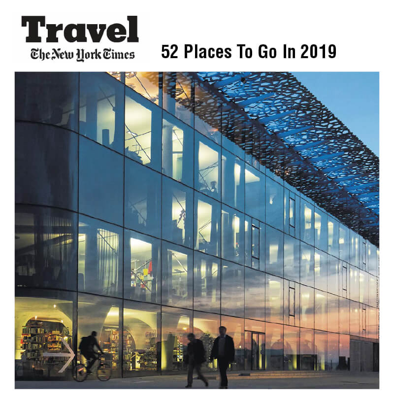 52 Places To Go In 2019