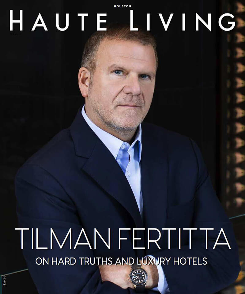 Tilman Fertitta on hard truths and luxury hotels