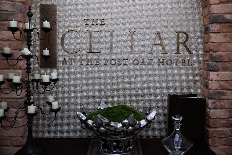 The Cellar at the Post Oak Hotel
