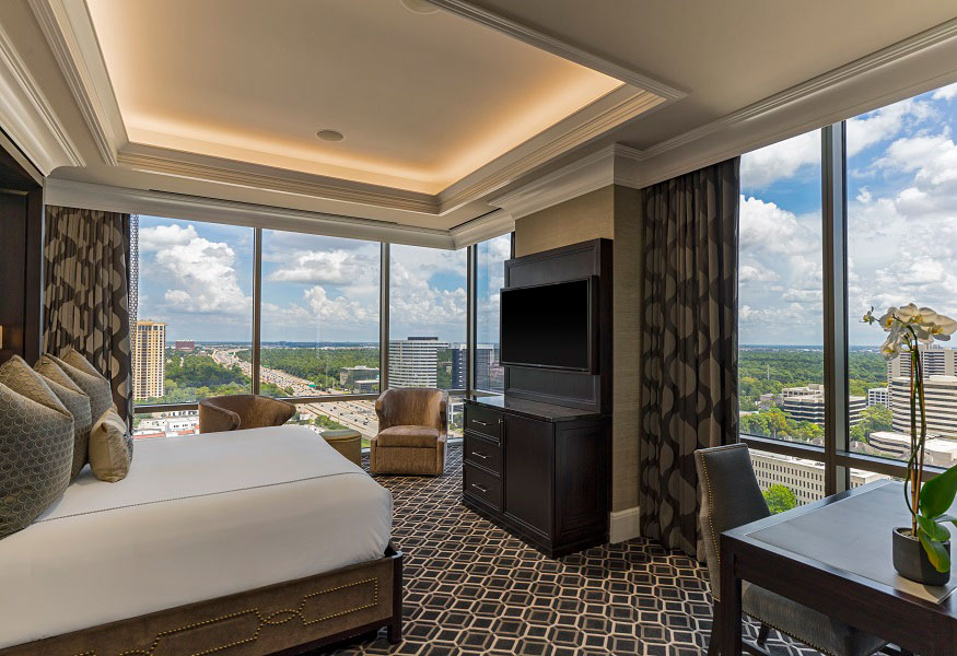 . One bedroom suite with concierge lounge access in Galleria  Houston
