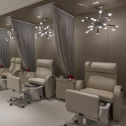 Click for luxury salon details